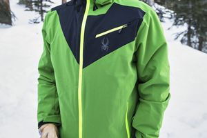 Spyder Men's Fanatic Ski Jacket