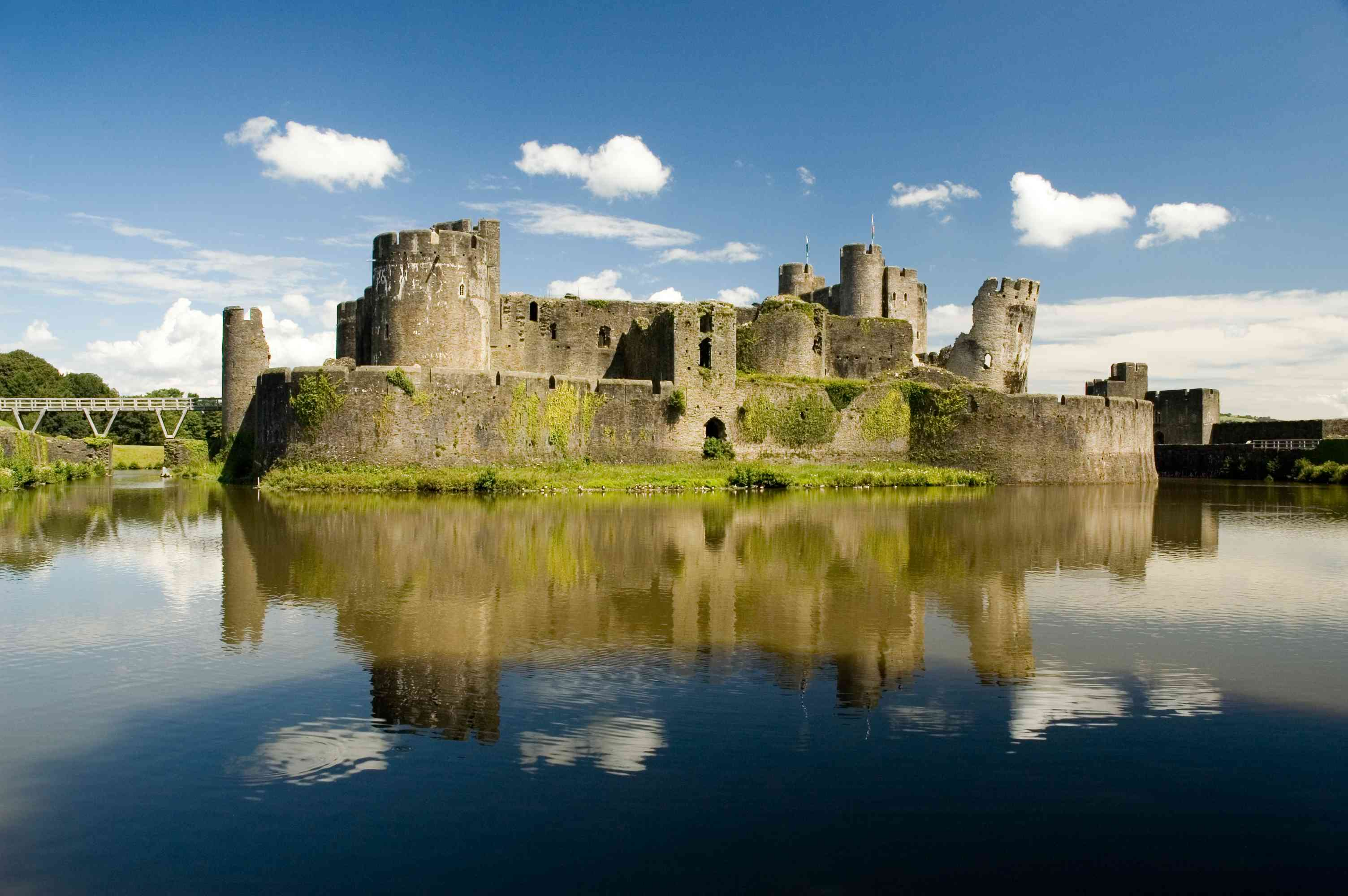 Wales Travel Costs & Prices - Castles, Snowdonia, and