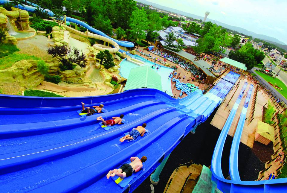 White Water water park Missouri