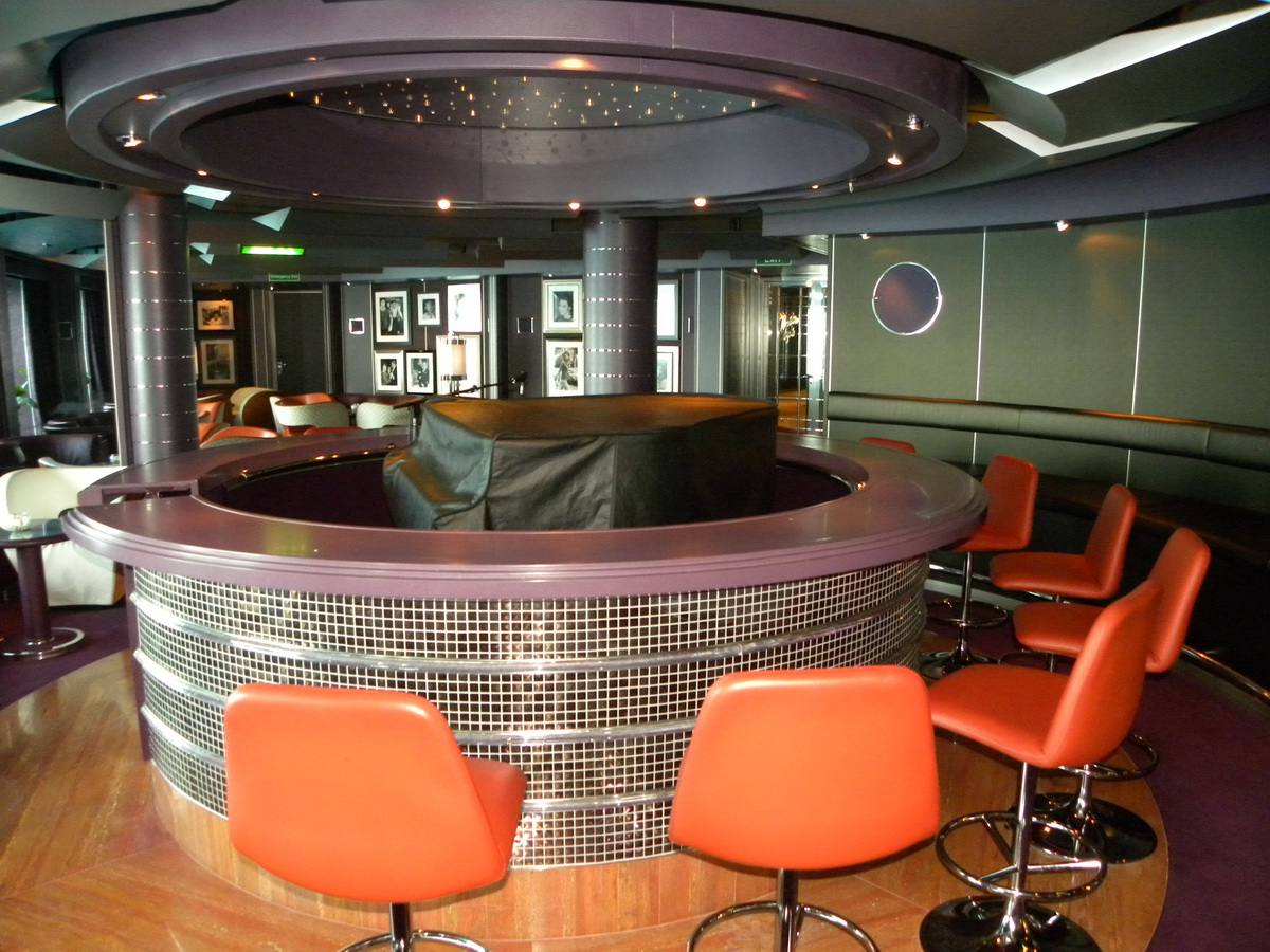 Nieuw Amsterdam - Piano Bar