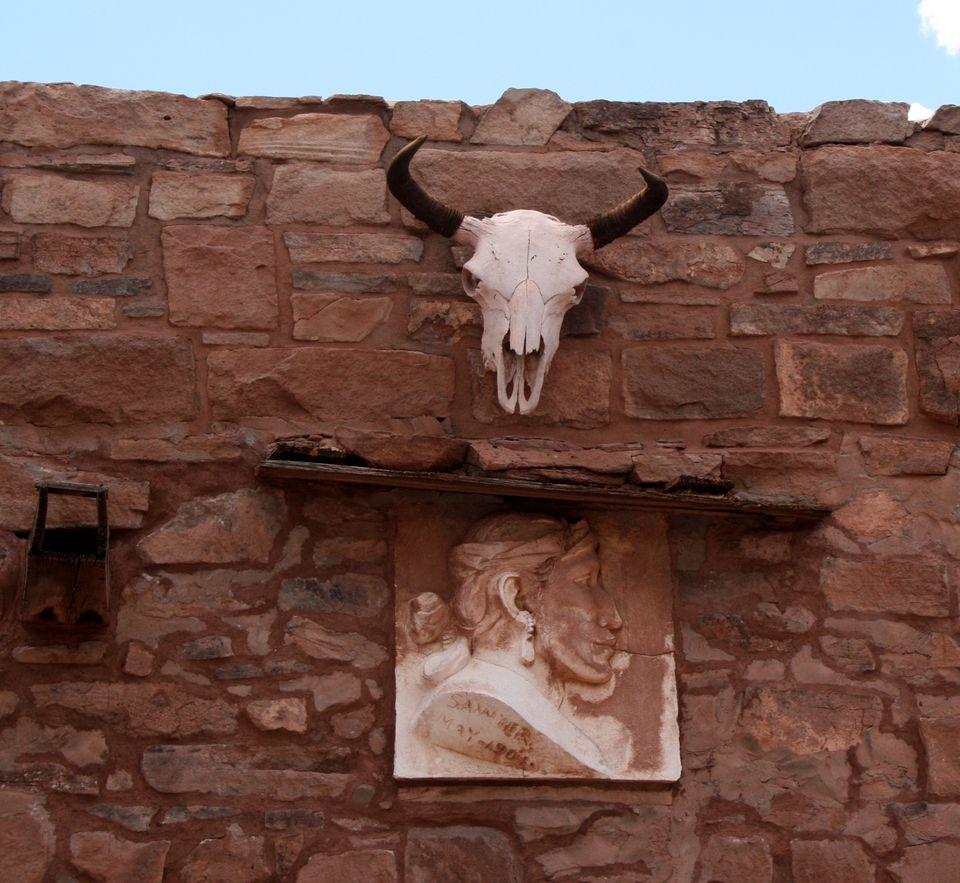 Hubbell Trading Post, Navajo Nation, Northern Arizona
