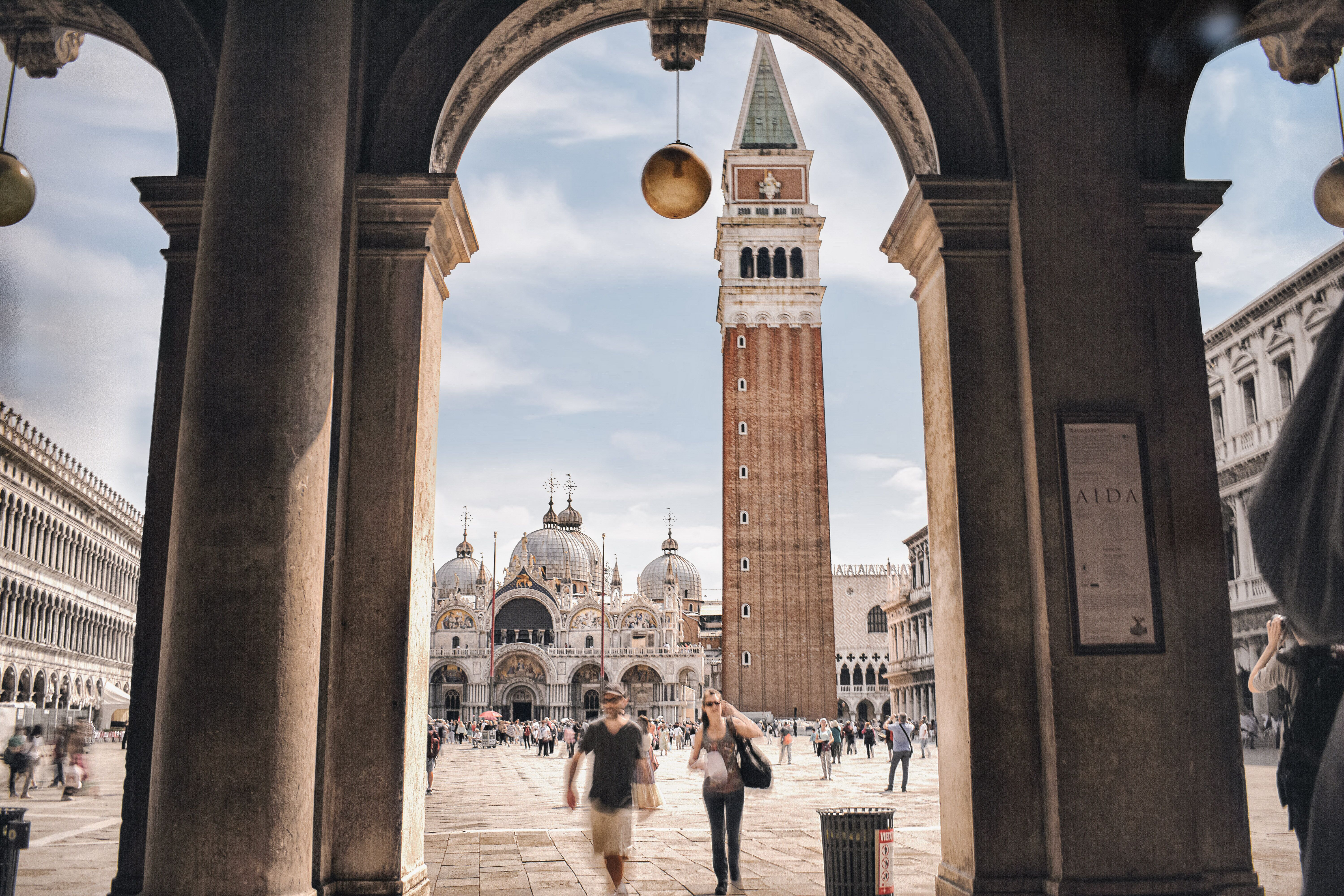 things to see in venice for free