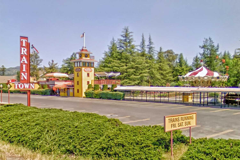Train Town in Sonoma