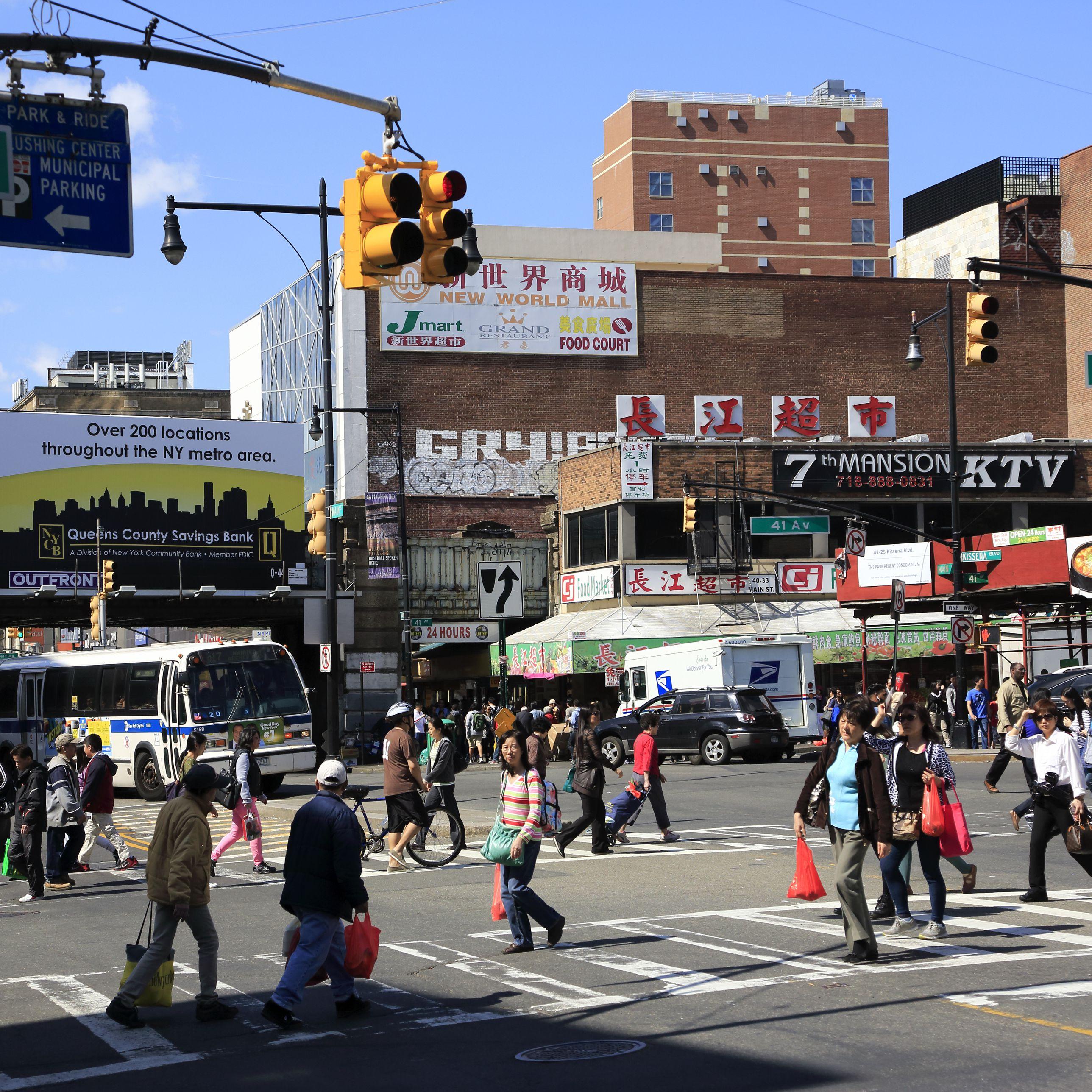 Flushing Queens New York A
