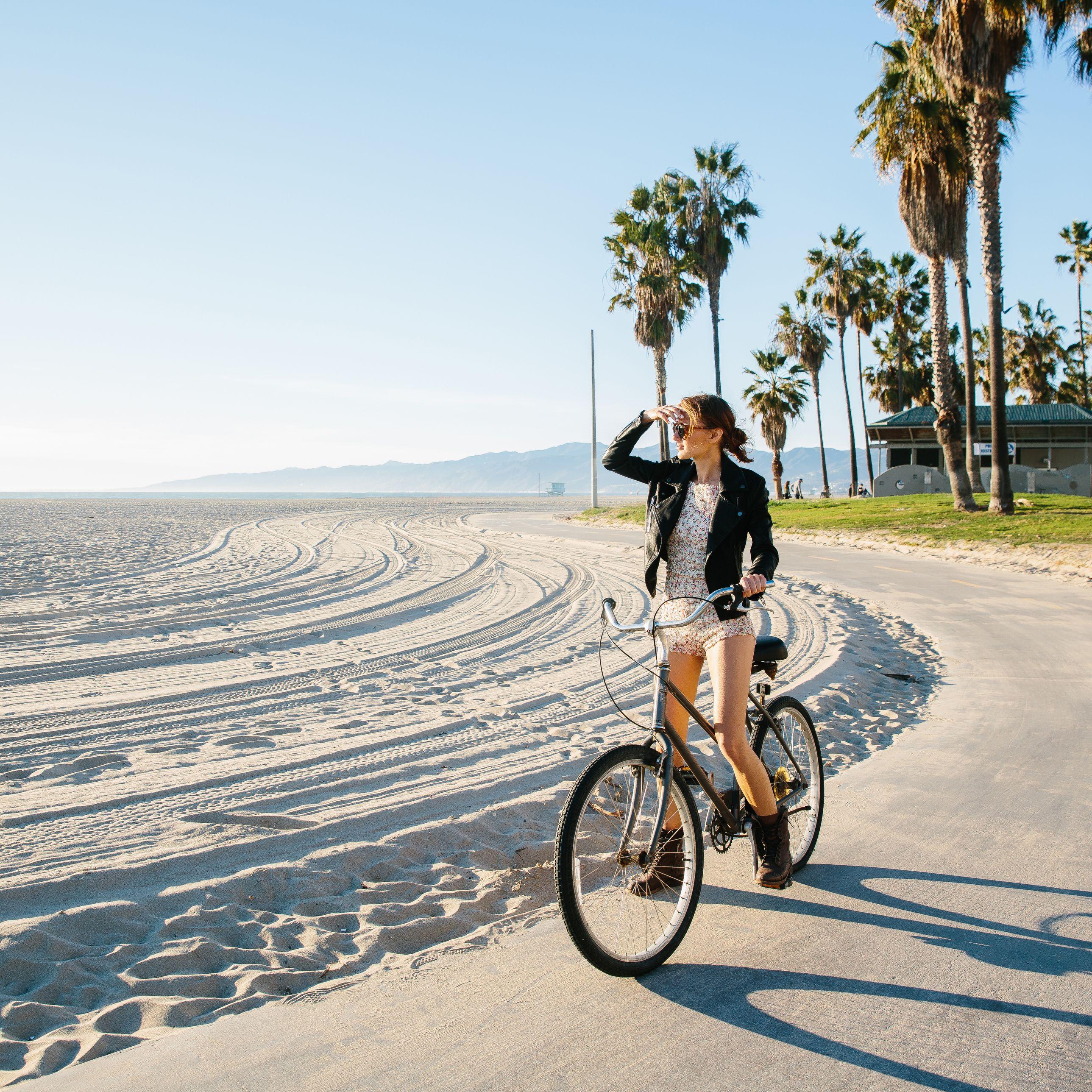 Los Angeles Beach Bike Rentals