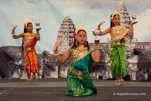 Cambodian New Year in Long Beach xl