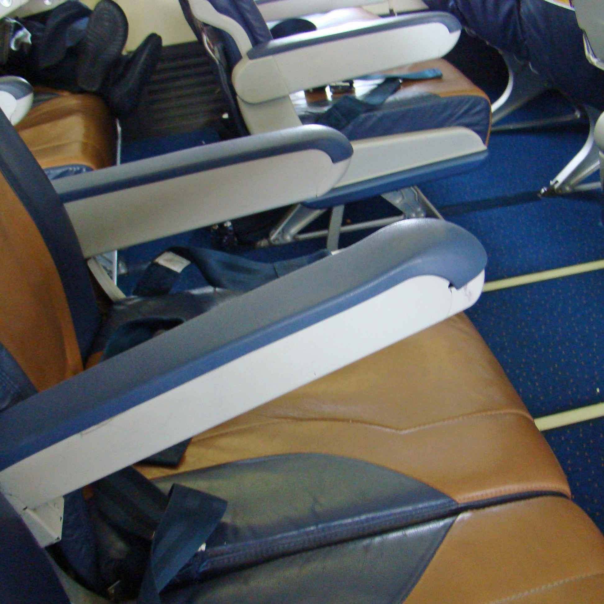 To increase your chances of an upgraded airline seat, arrive early at the airport.