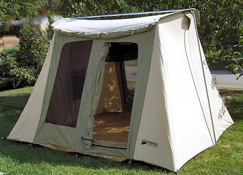 How to Buy a Canvas Camping Tent