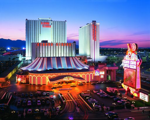 Exterior: Imágenes del Circus Circus Hotel Casino