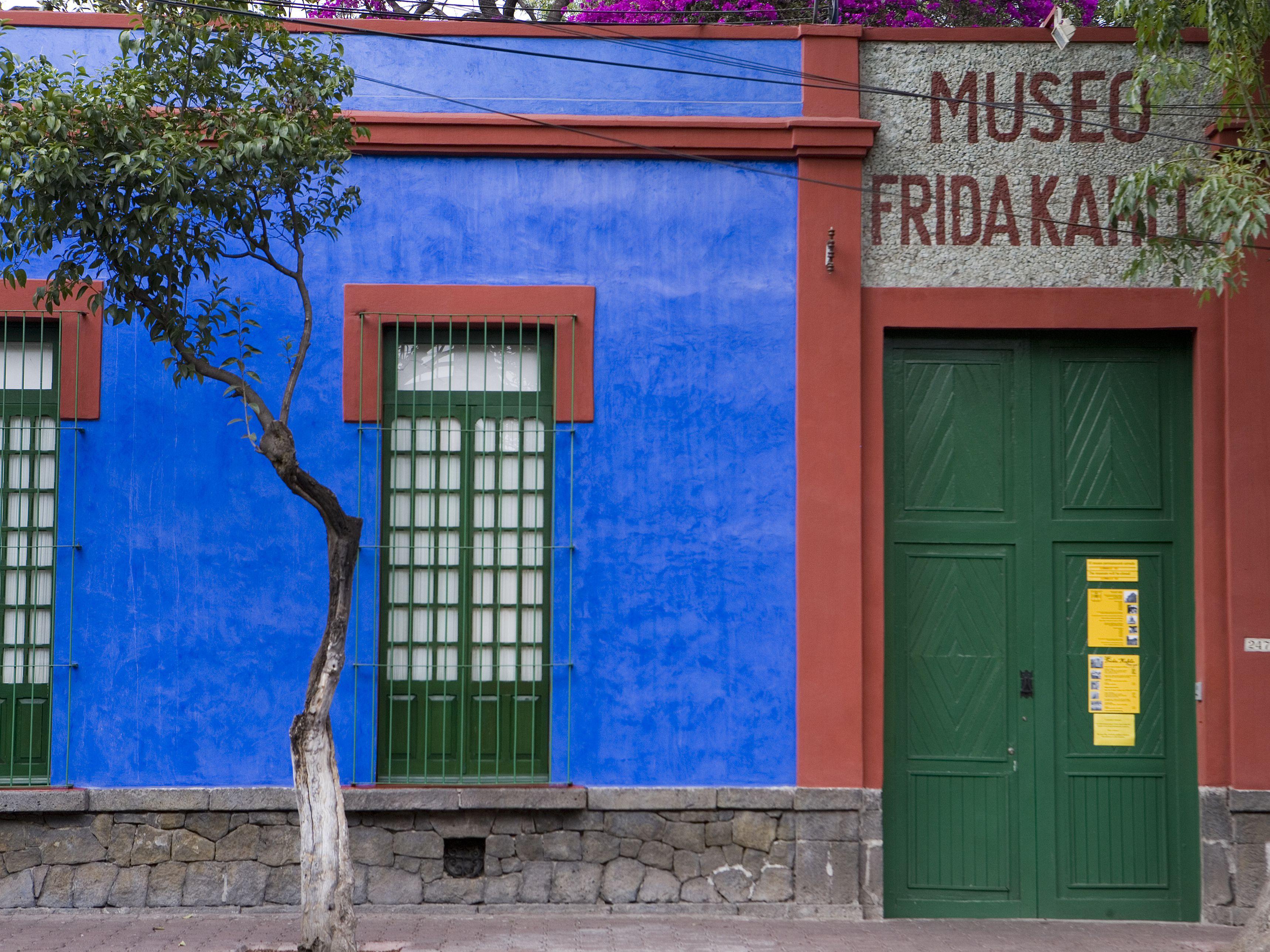 Museo Frida Kahlo La Casa Azul