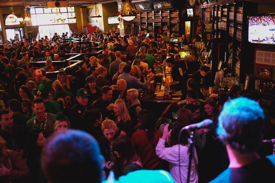 Pub irlandés de Kieran, Minneapolis