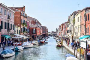The island of Murano