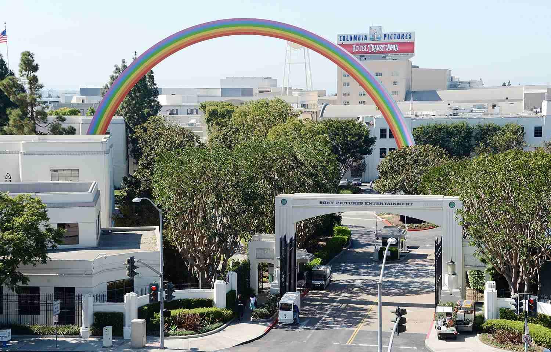Sony Pictures Studios en Culver City, CA