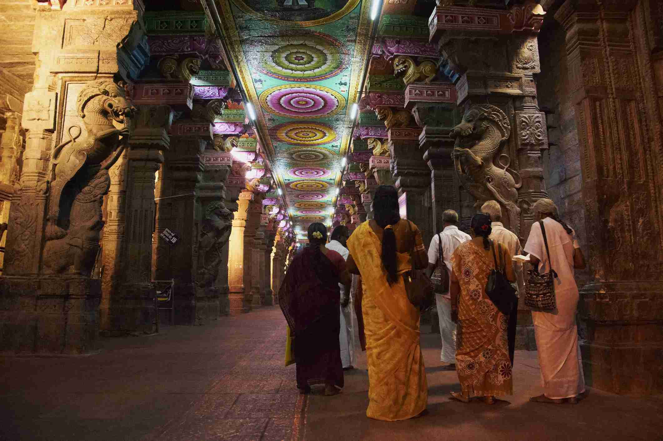 Madurai's Meenakshi Temple and How to Visit It