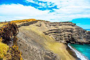 Hike to Papakolea Beach