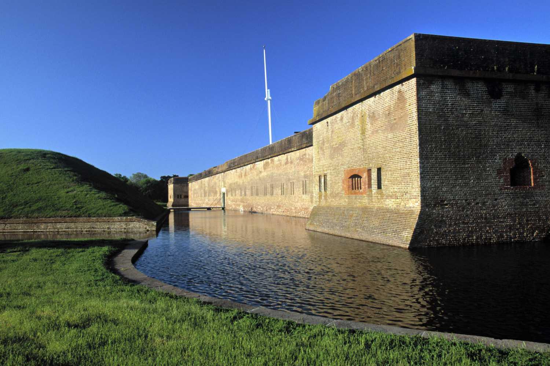 Monumento Nacional Fort Pulaski