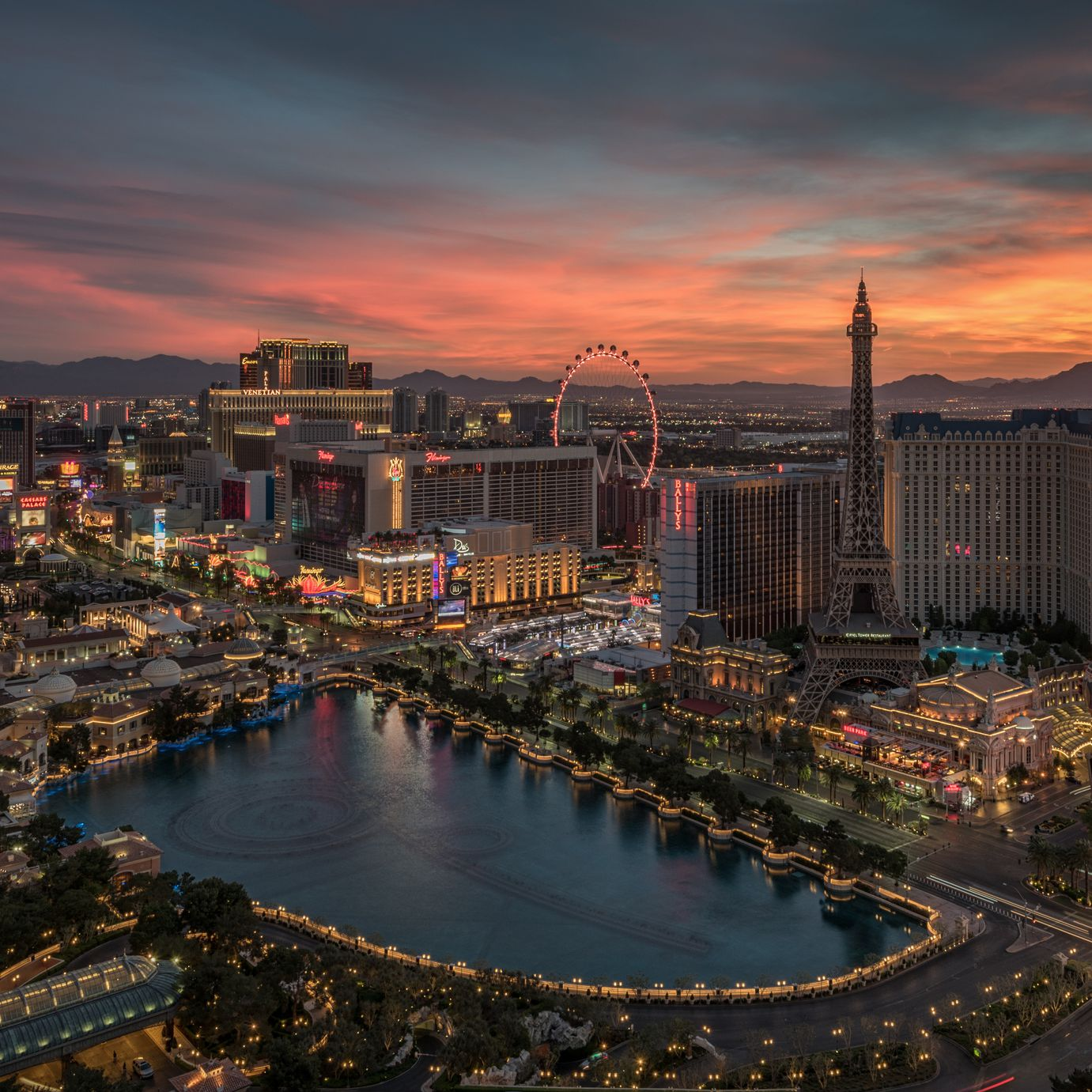 48 Hours in Las Vegas: The Ultimate Itinerary