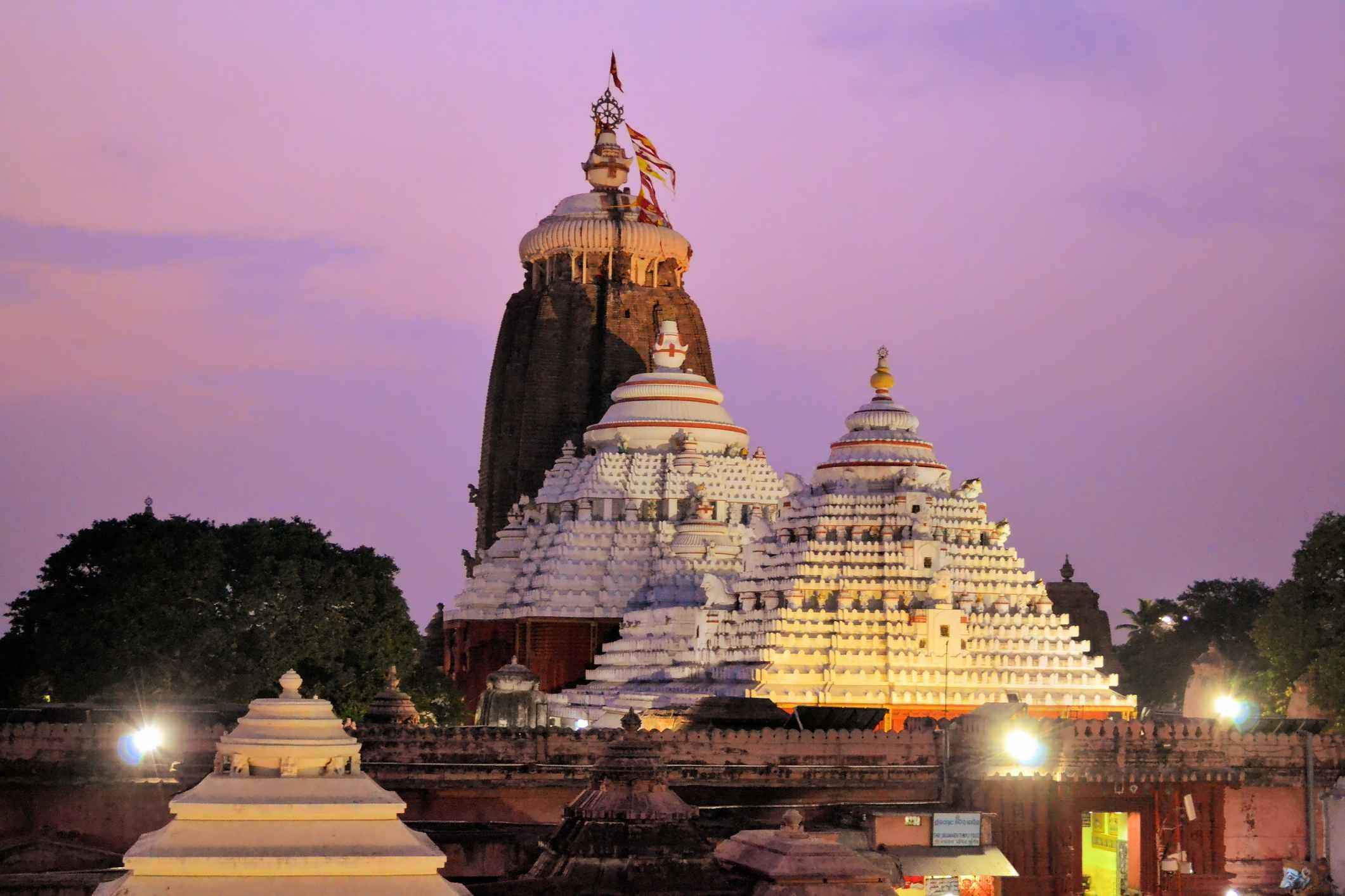 The city of Puri