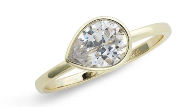 The Teddi Ring by Melinda Maria