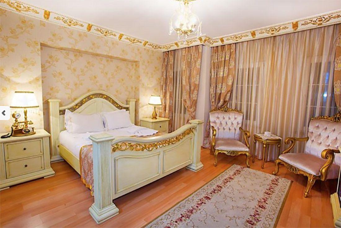 White House Hotel en Estambul