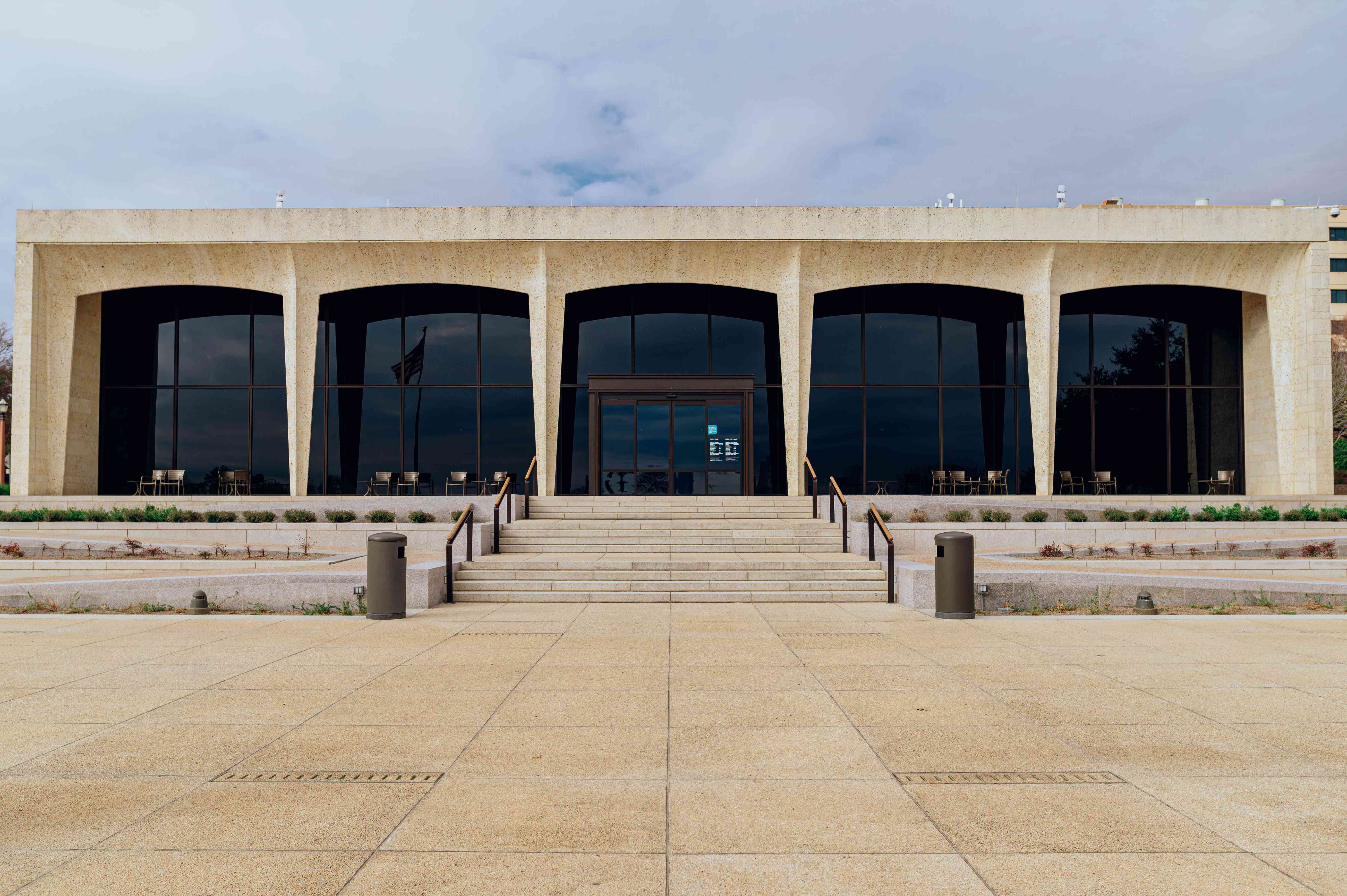 Amon Carter Museum in Fort Worth, TX
