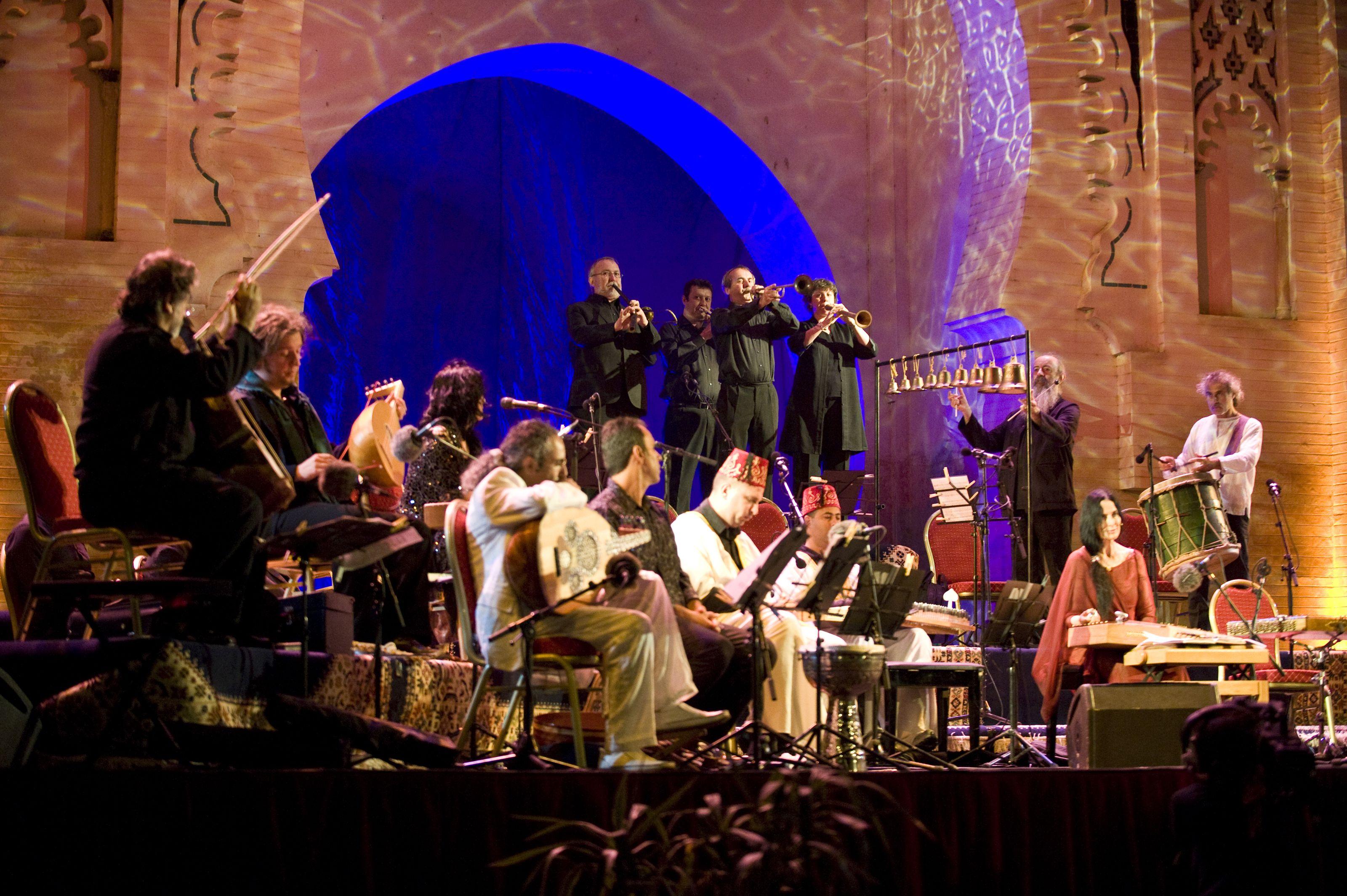 Festival Fez de Música Sagrada Mundial 2010