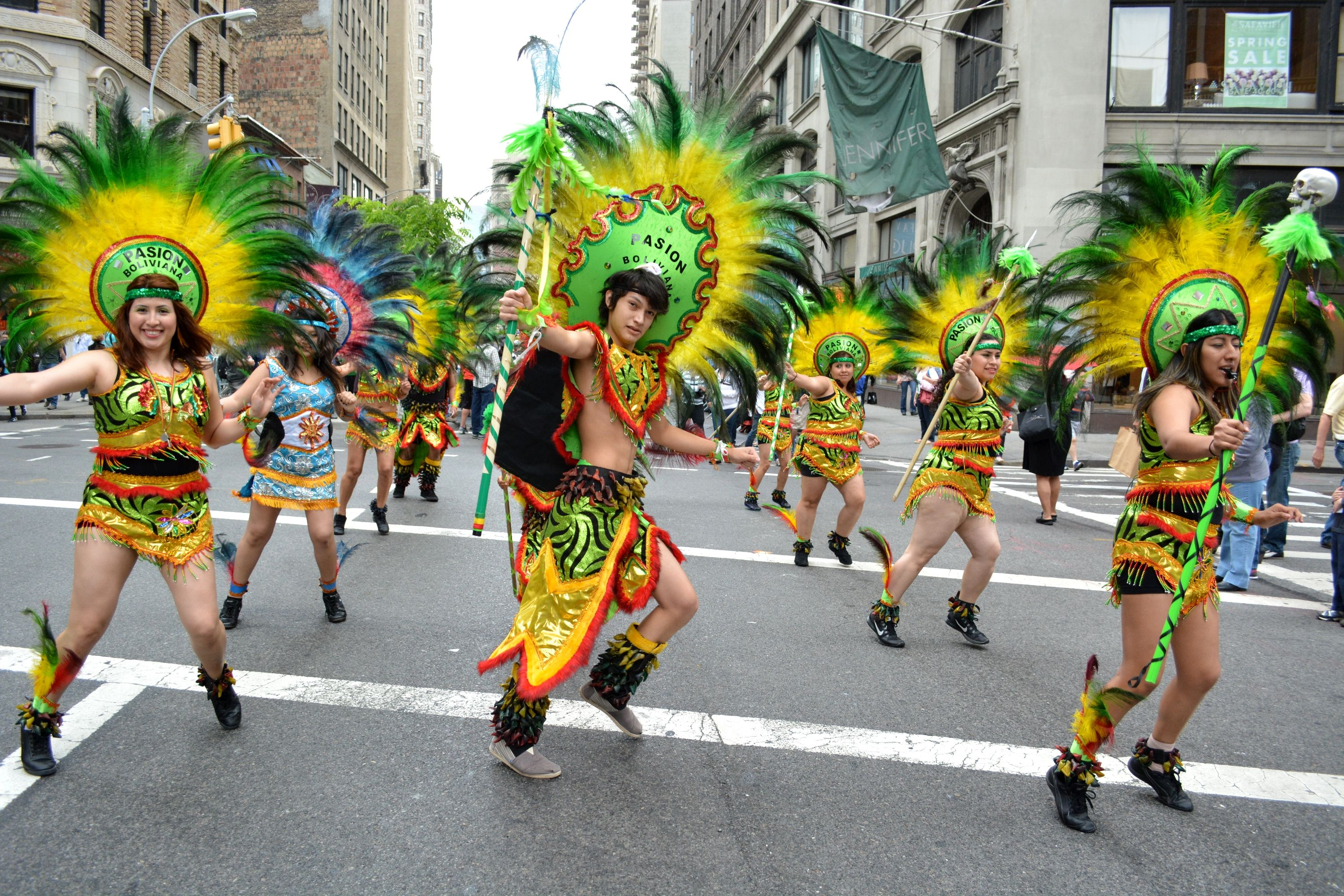 Annual Dance Parade and Festival
