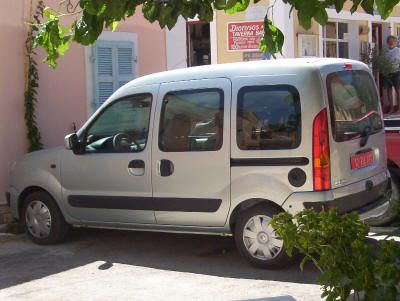 Kangoo - full view