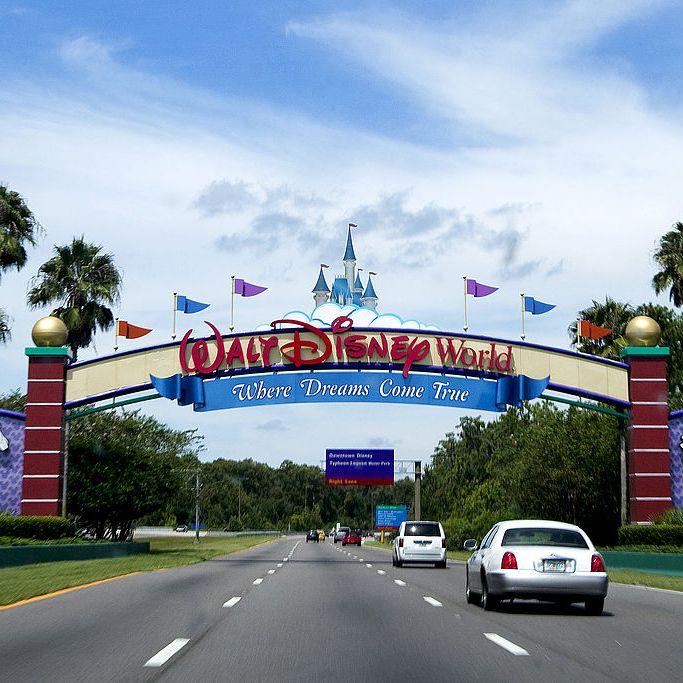 Road Trip: Driving to Disney World