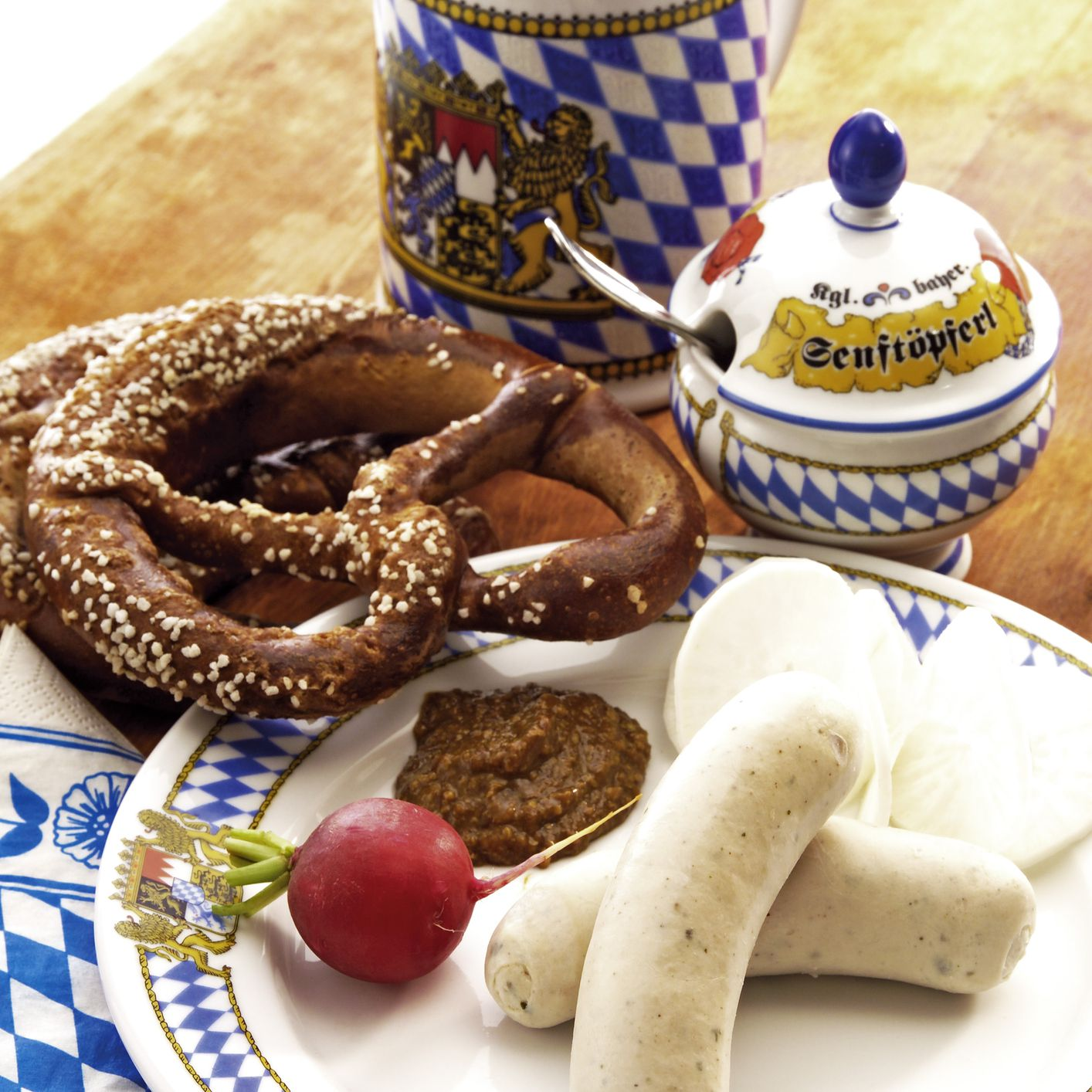10 Things to Eat at Oktoberfest (or Any Time You're in Munich)
