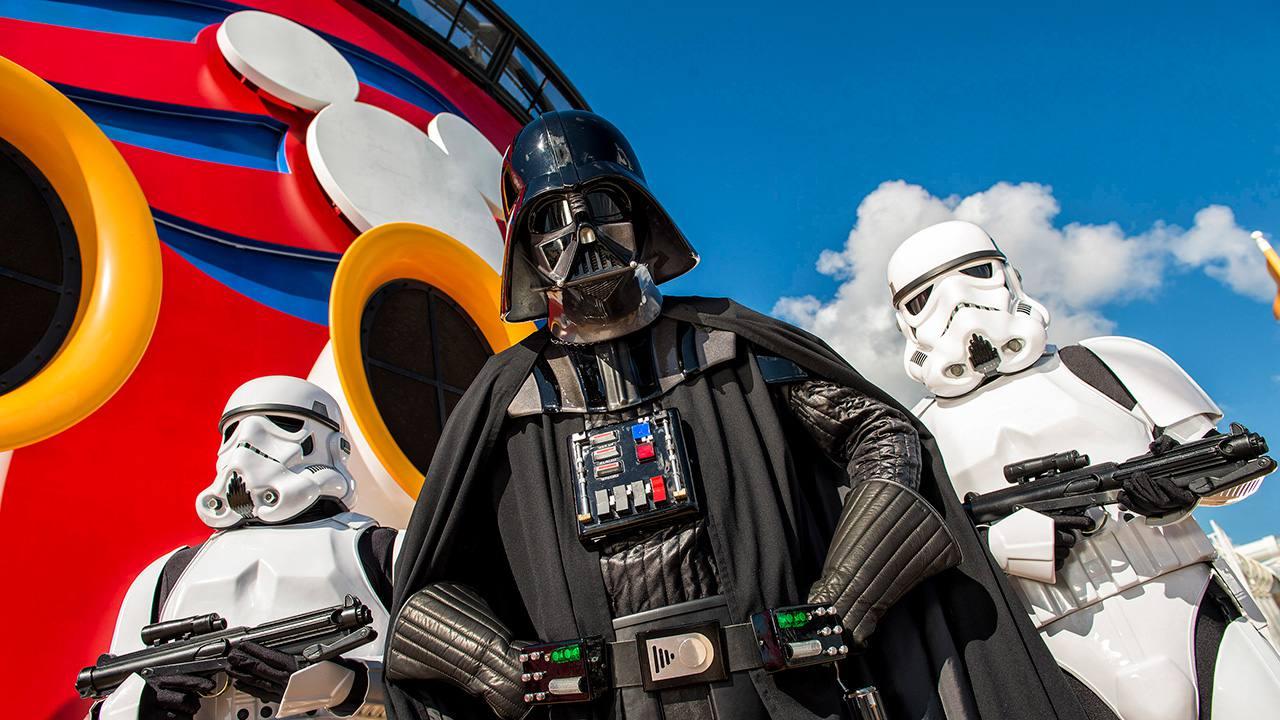 Star Wars at Sea Disney Cruise Line
