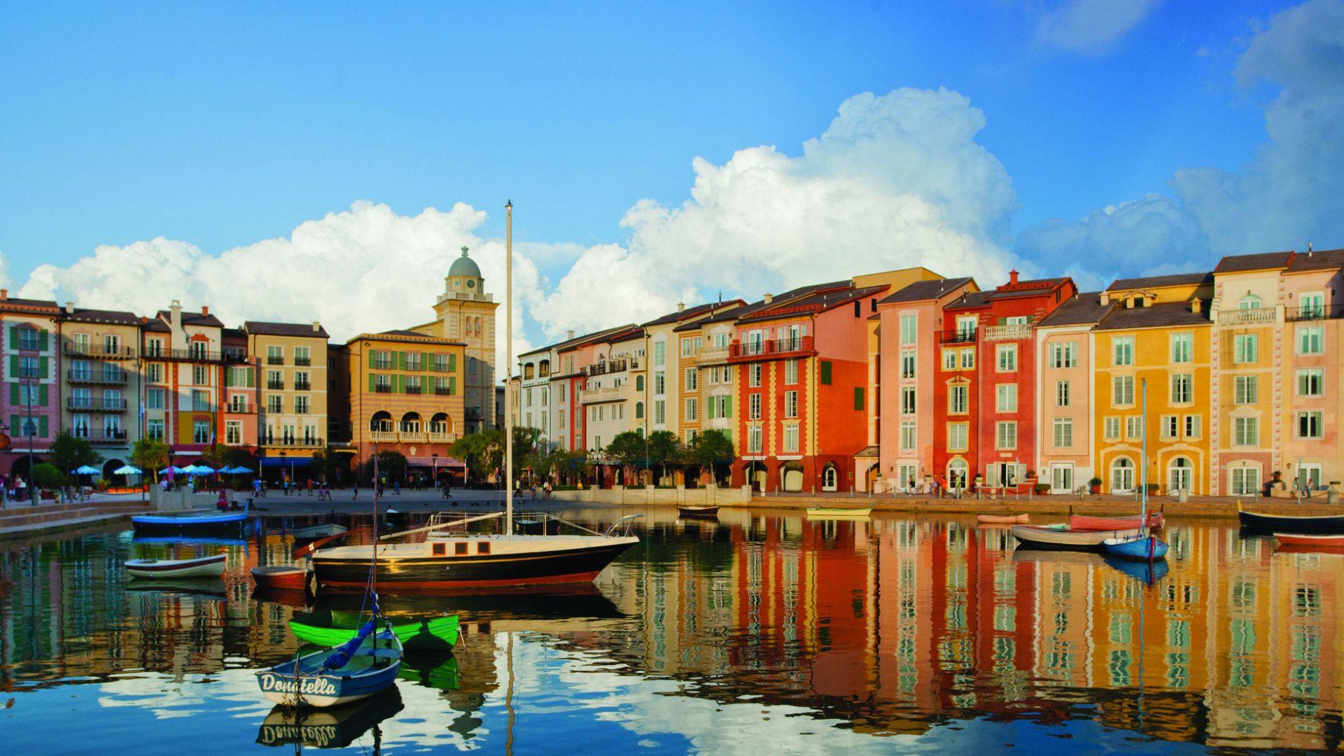 Resort Review Loews Portofino Bay At Universal Orlando