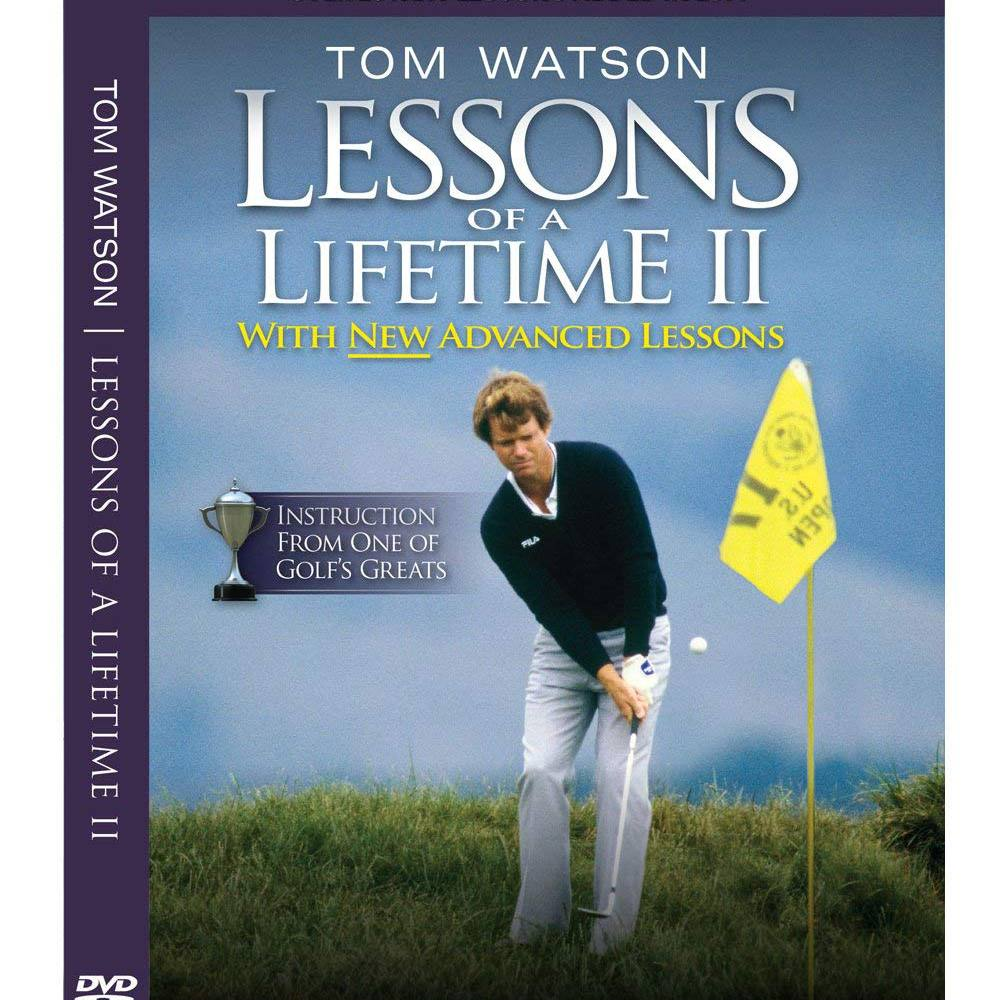 Tom Watson Lessons of a Lifetime II