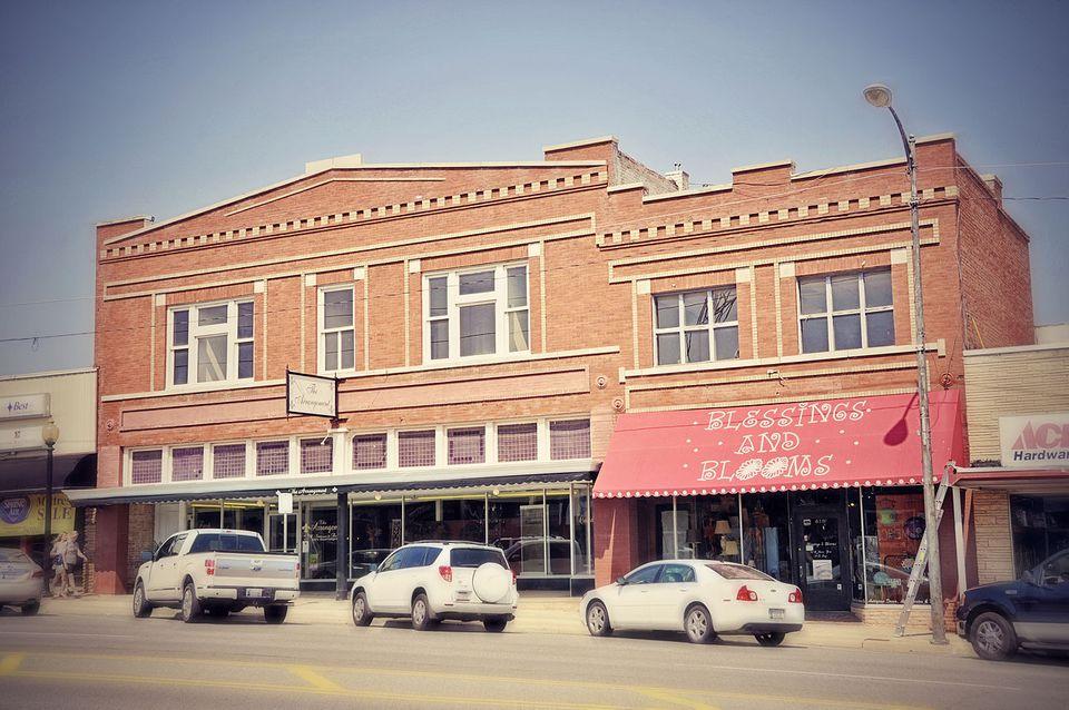Yukon City, Oklahoma.