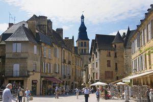 Sarlat in the Dordogne
