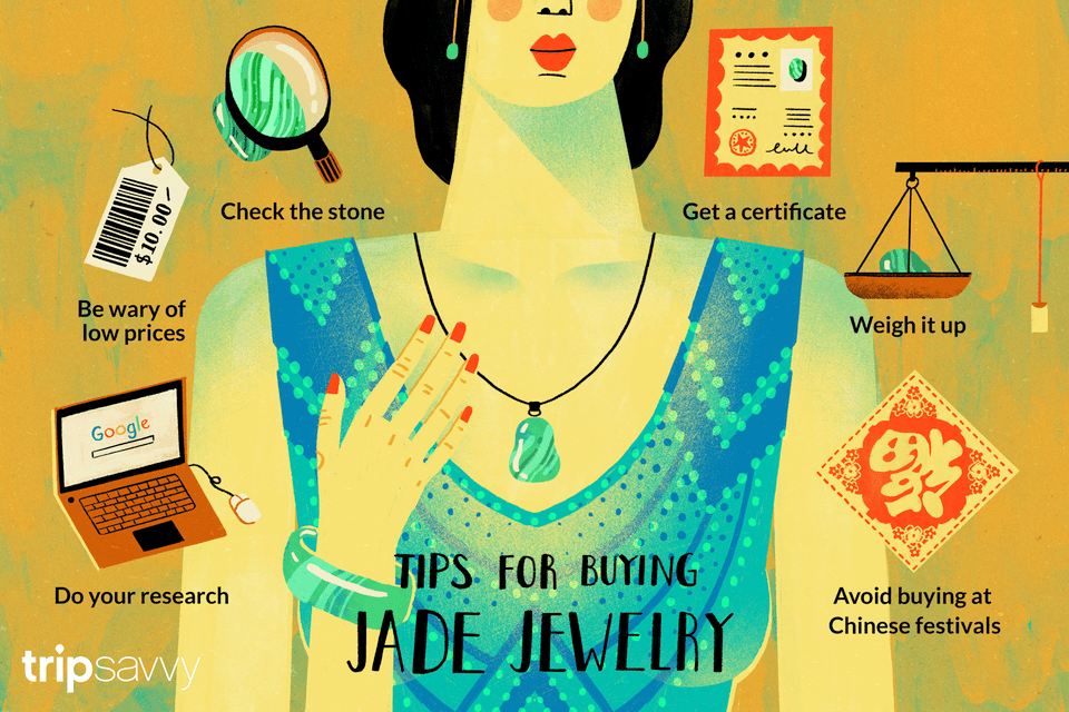 Tips for Buying Jade Jewelry