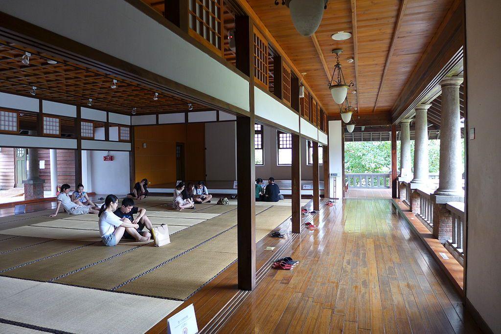 Beitou Hot Spring Museum Interior