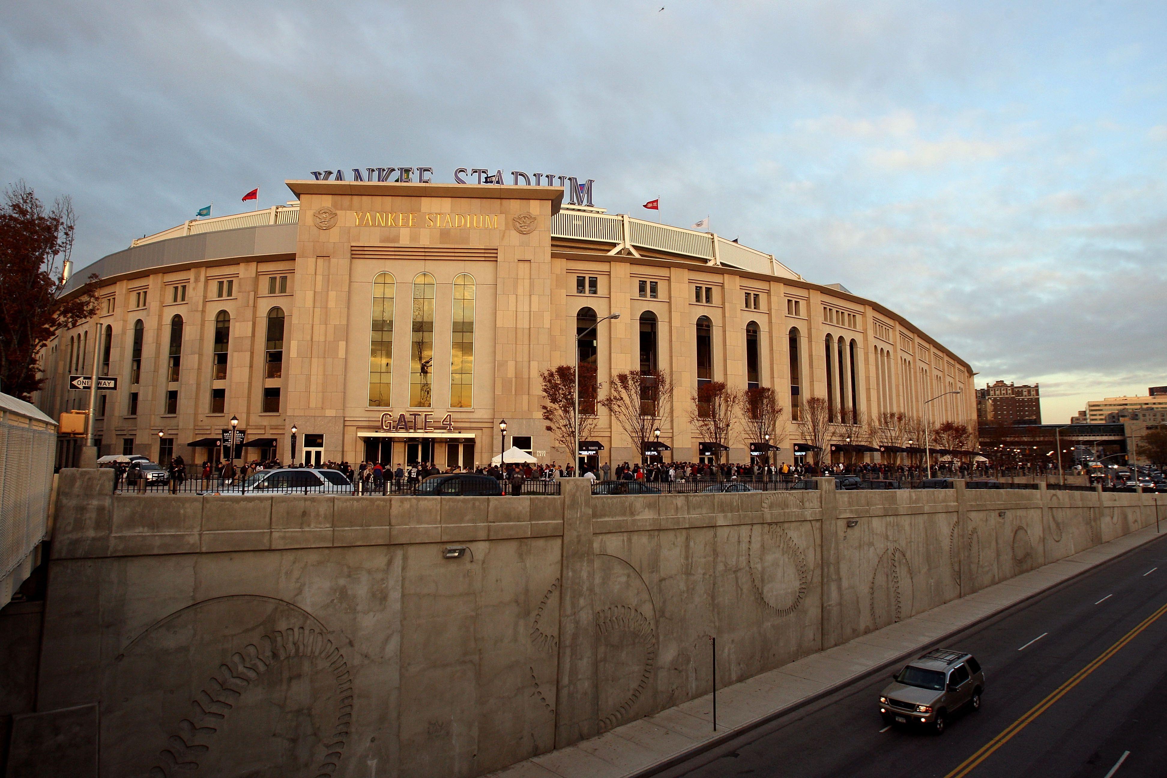 Madison Square Garden: New York City Baseball Teams And Stadiums