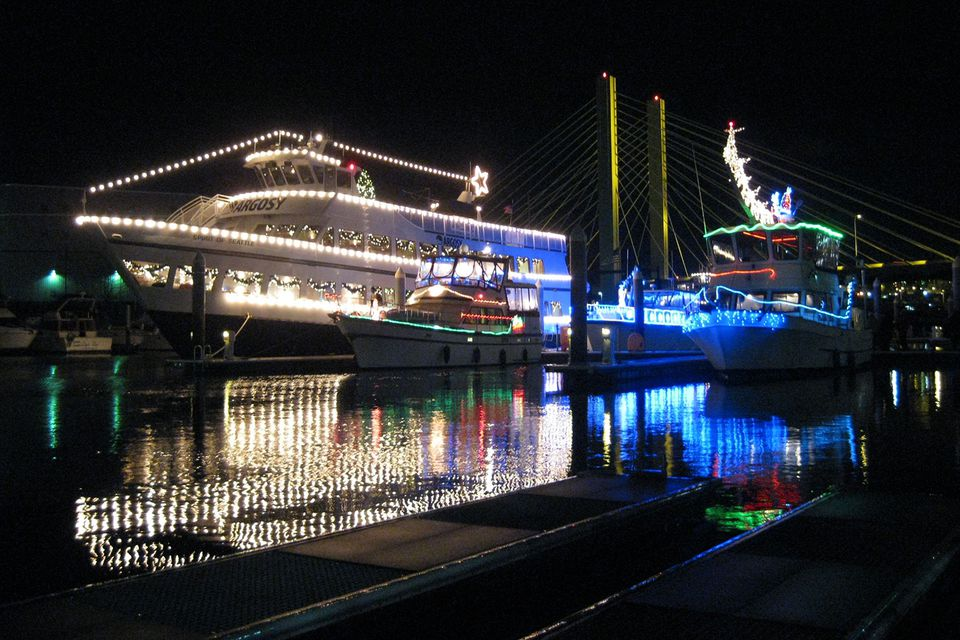 seattle christmas ship - Christmas Activities In Seattle