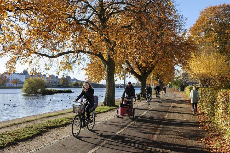 Fall in Copenhagen.