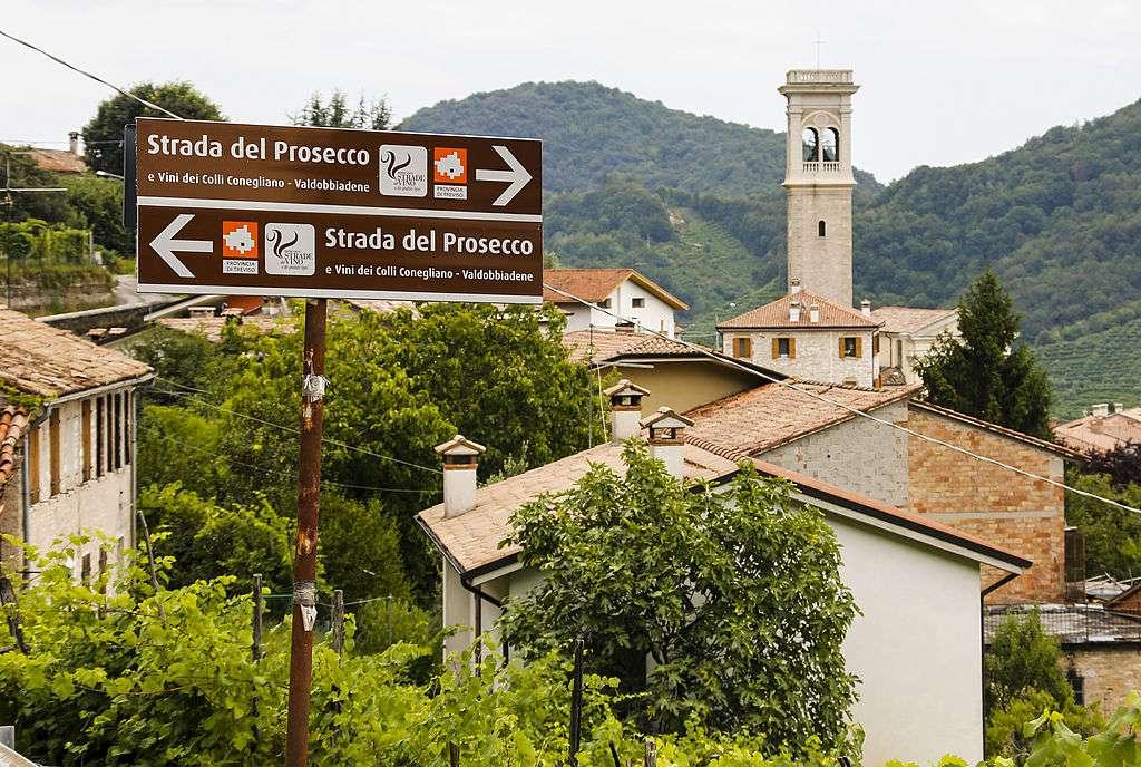 The Prosecco Road, Veneto