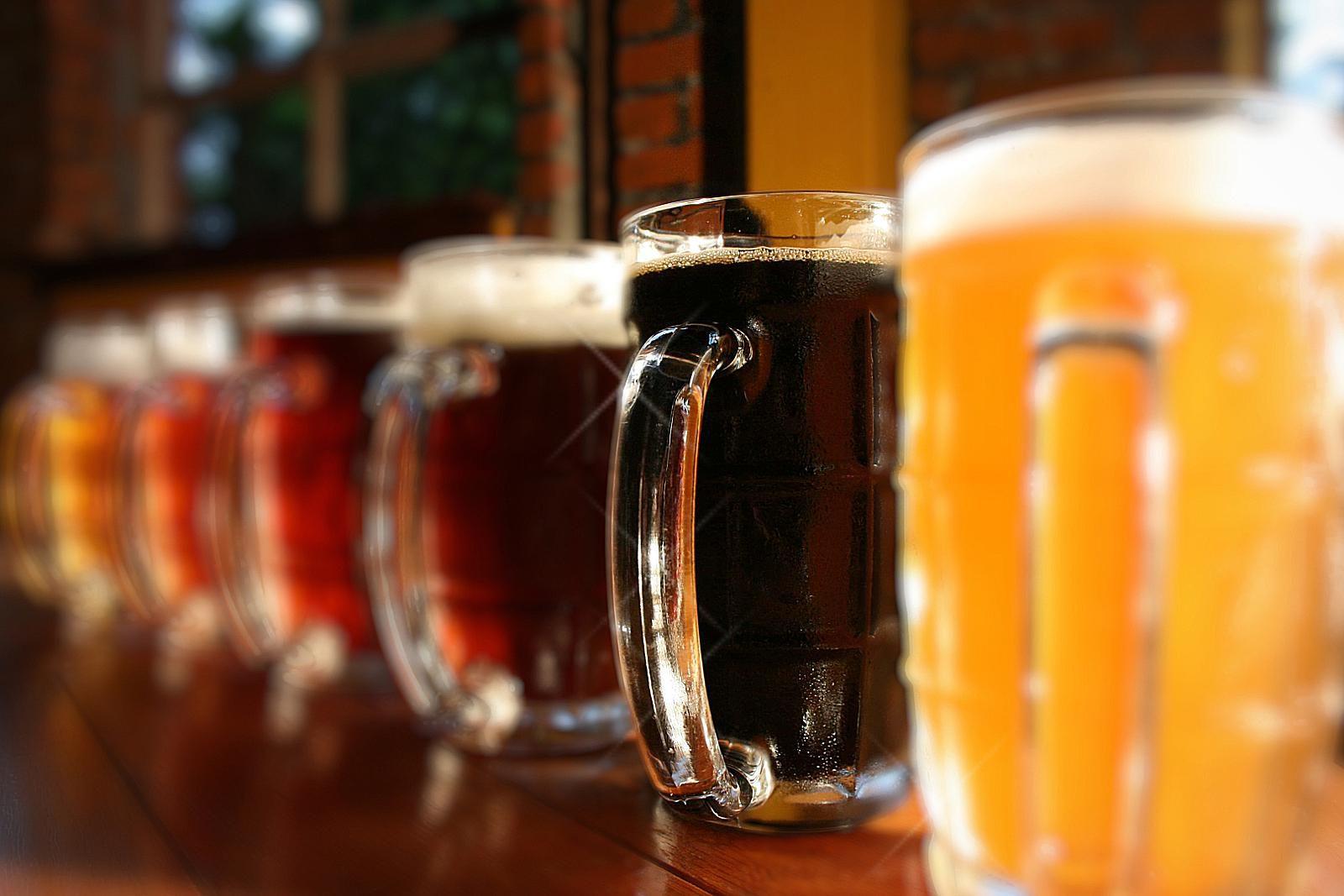 Beer at Montreal Beer Festival