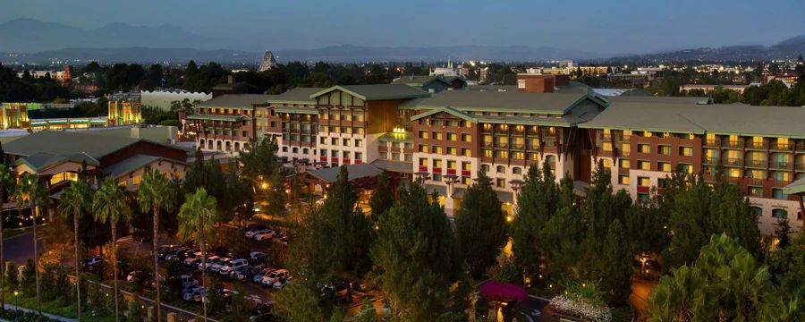 Disney's Grand Californian Resort and Spa