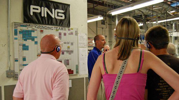 Karsten Manufacturing Tour At The Ping
