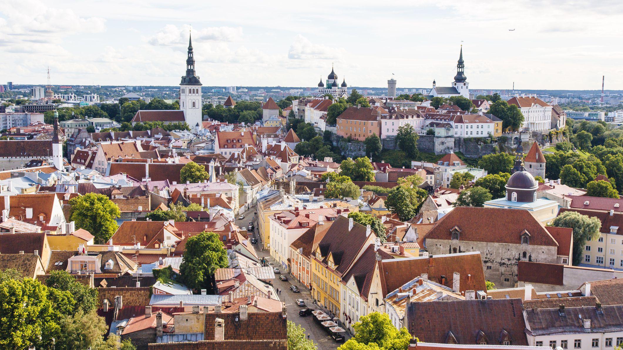 Your LGBT Guide To Tallinn, Estonia