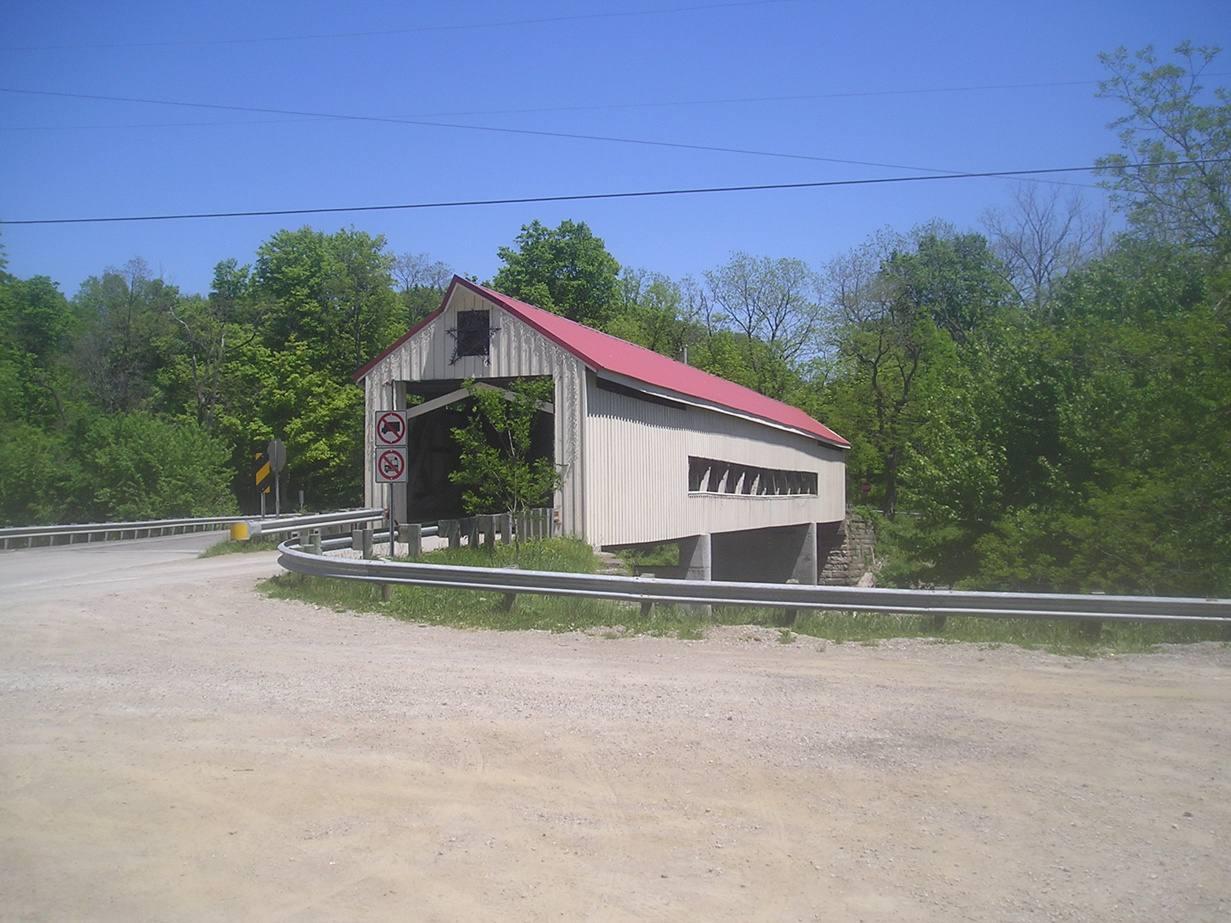 Mechanics Road Bridge