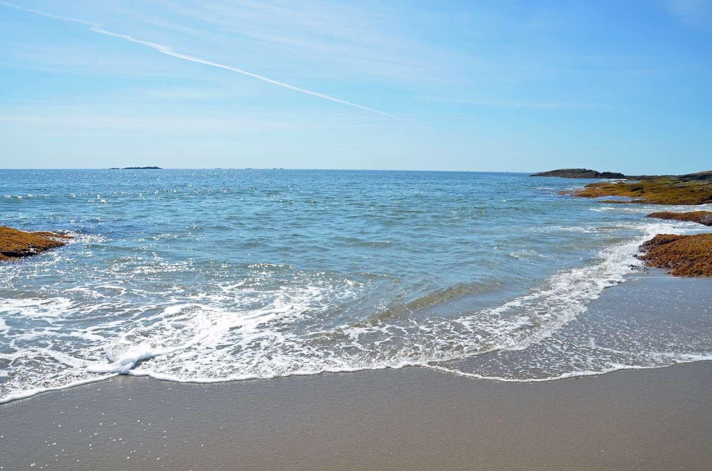 Georgetown Maine Reid State Park Waves