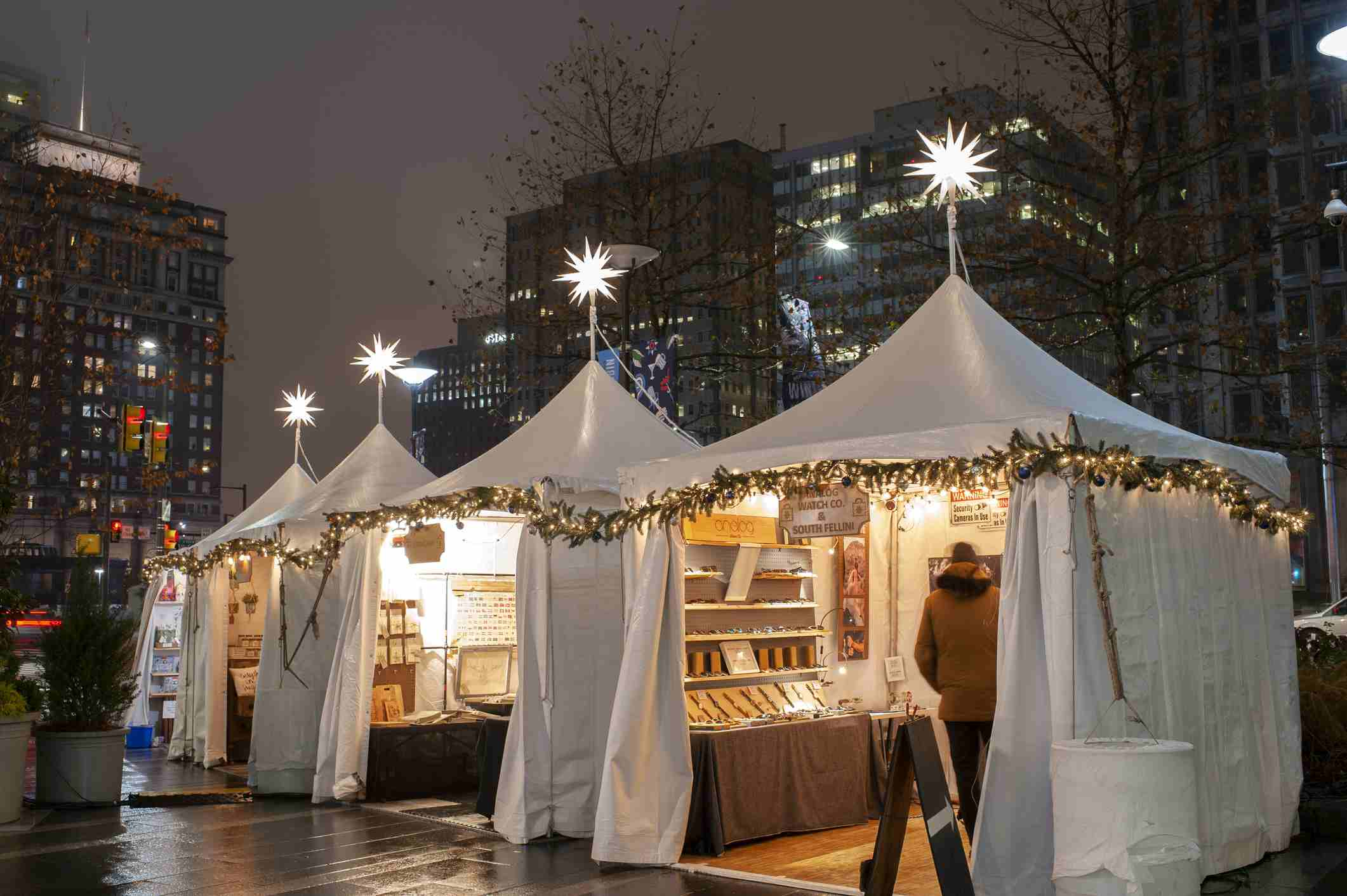 Christmas Villages.Best Things To Do In Philadelphia For Christmas
