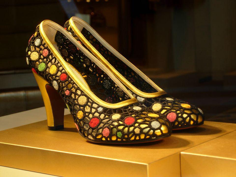 ferragamo shoe photo