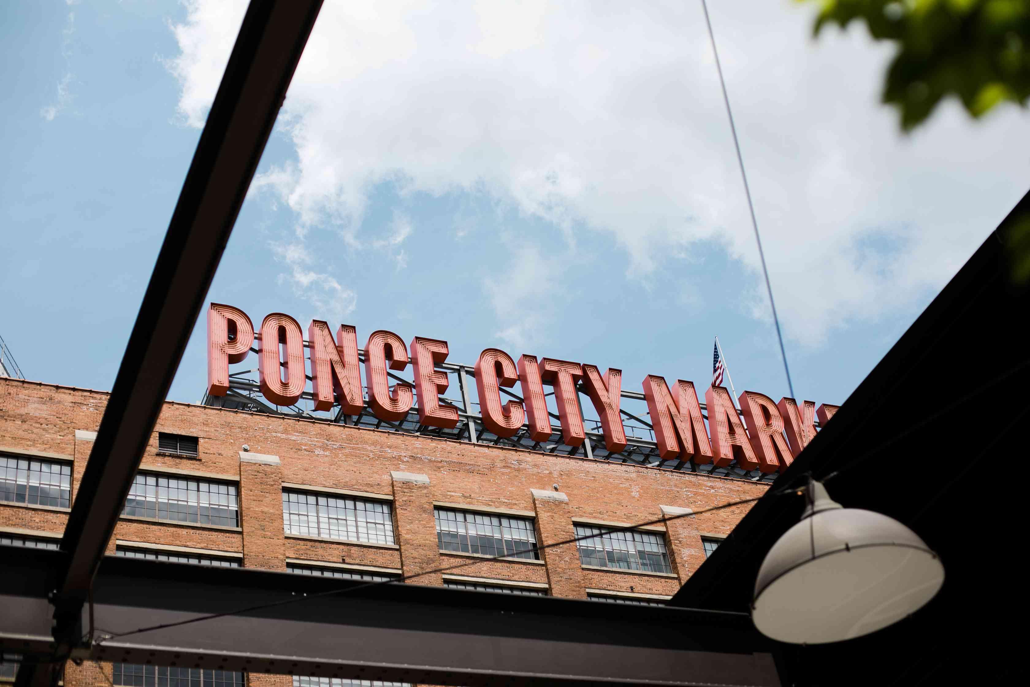 Ponce City Market in Atlanta, GA